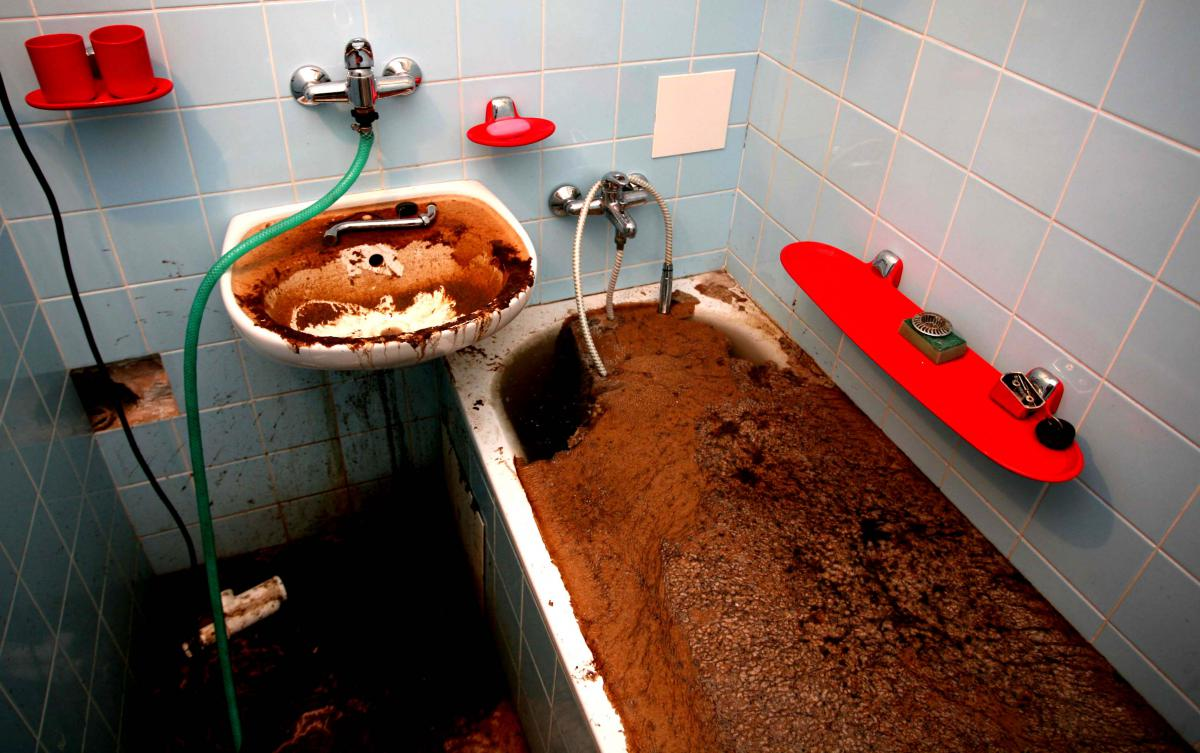 Jak vyčistit zarostlé vodovodní trubky